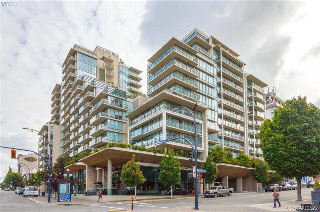 Main Photo: 1003 708 Burdett Avenue in VICTORIA: Vi Downtown Condo Apartment for sale (Victoria)  : MLS®# 410522