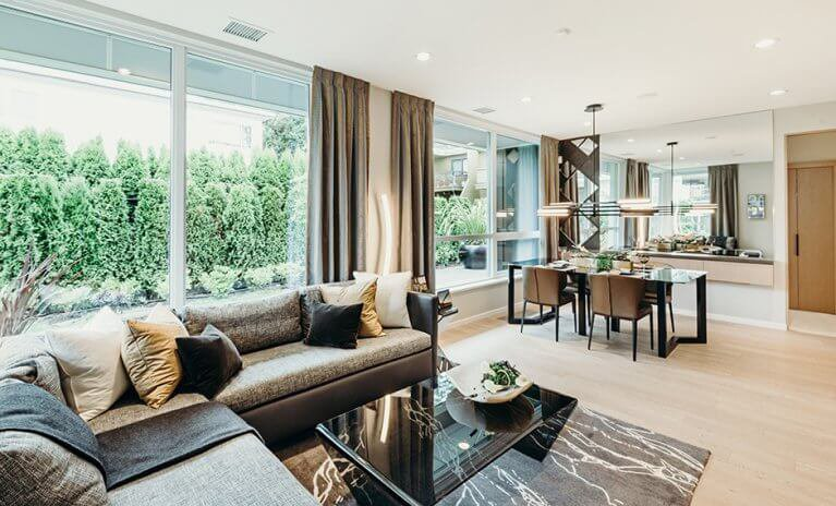 Main Photo: 1406 6700 Dunblane Avenue in Vittorio by Polygon: Metrotown Home for sale ()