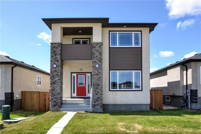 Main Photo: 10 Prairie Crocus Drive in Winnipeg: Crocus Meadows Residential for sale (3K)  : MLS®# 1917967