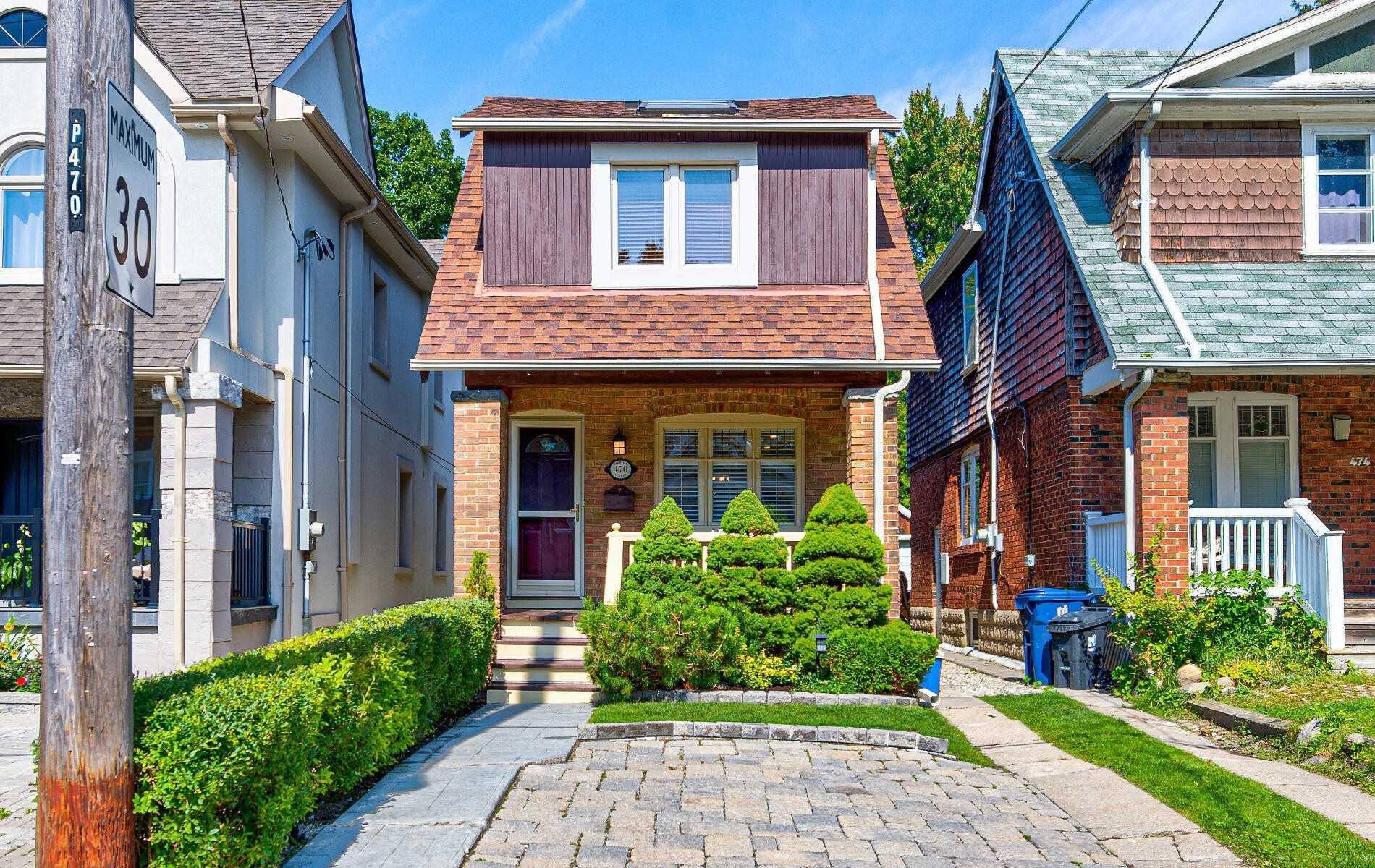 Main Photo: 470 Merton Street in Toronto: Mount Pleasant East House (2-Storey) for sale (Toronto C10)  : MLS®# C4583993