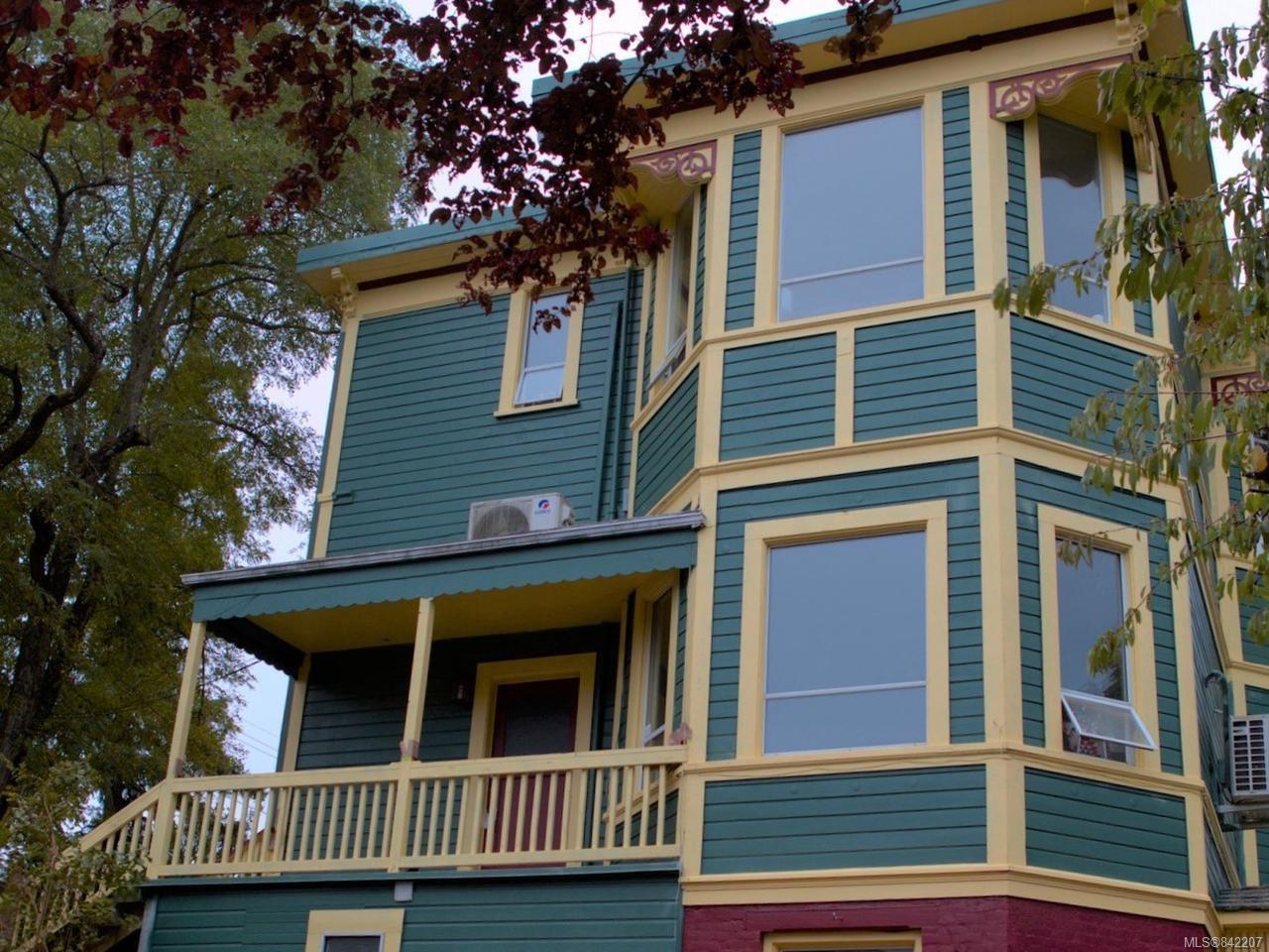 Main Photo: 408 Milford Cres in NANAIMO: Na Old City Triplex for sale (Nanaimo)  : MLS®# 842207