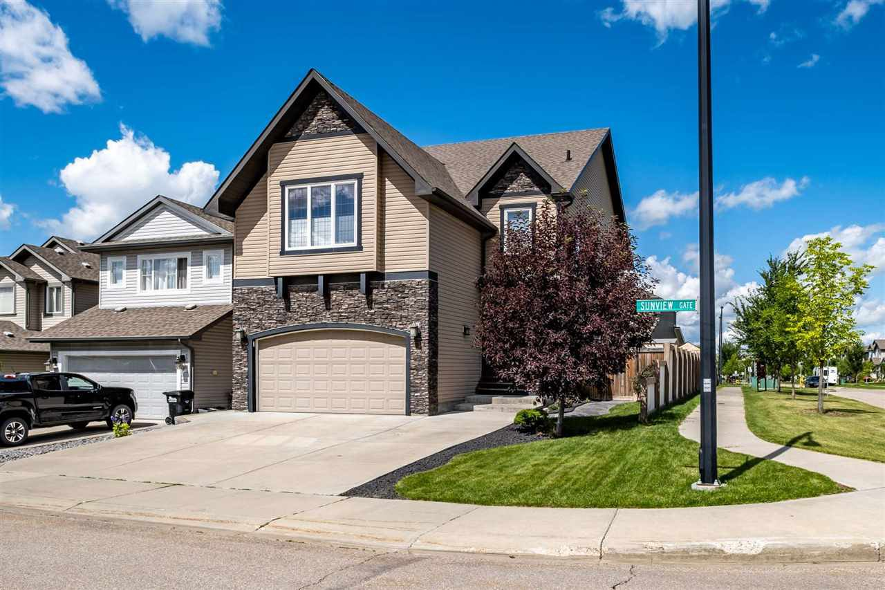 Main Photo: 5528 SUNVIEW Gate: Sherwood Park House for sale : MLS®# E4207209