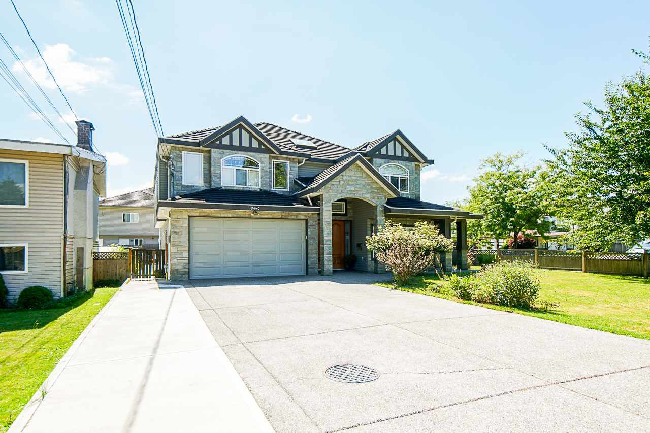 Main Photo: 12460 95A Avenue in Surrey: Queen Mary Park Surrey House for sale : MLS®# R2481673