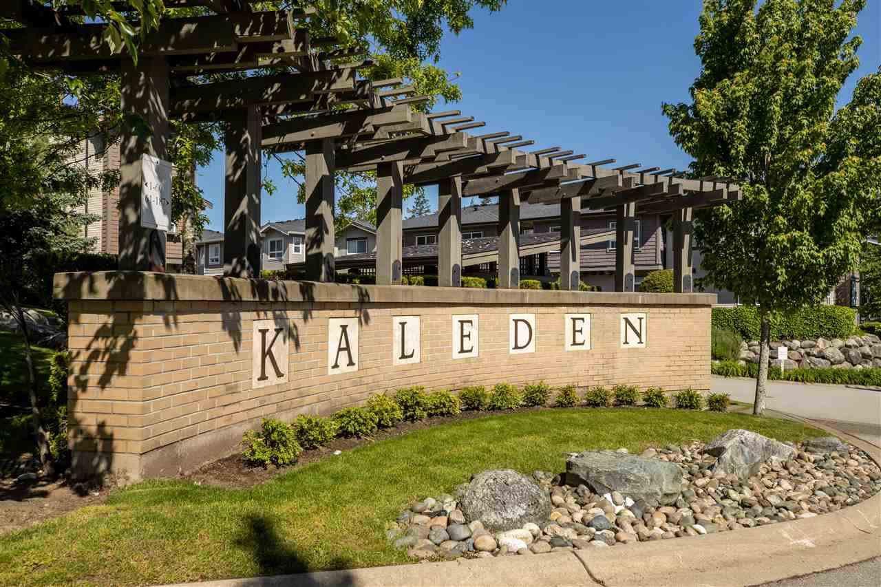 "Main Photo: 115 2729 158 Street in Surrey: Grandview Surrey Townhouse for sale in ""KALEDEN"" (South Surrey White Rock)  : MLS®# R2484303"