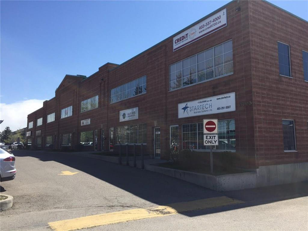 Main Photo: 21 1725 30 Avenue NE in Calgary: McCall Office for lease : MLS®# A1042717