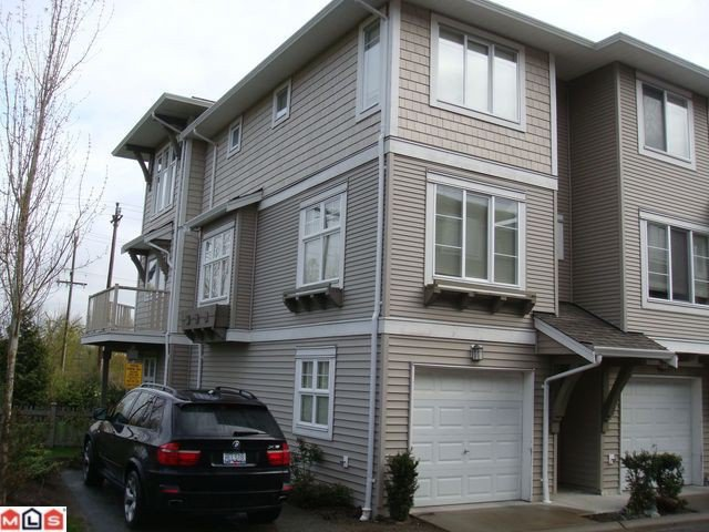 "Photo 1: Photos: 54 15155 62A Avenue in Surrey: Sullivan Station Townhouse for sale in ""Oaklands by Polygon"" : MLS®# F1111627"