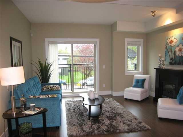 Photo 2: Photos: 110 7168 STRIDE Avenue in Burnaby: Edmonds BE Condo for sale (Burnaby East)  : MLS®# V1002925