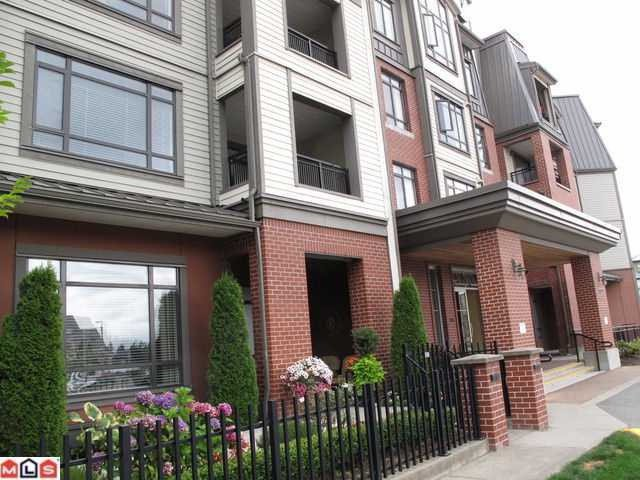 """Main Photo: 216 8880 202ND Street in Langley: Walnut Grove Condo for sale in """"Residences at Village Square"""" : MLS®# F1324486"""