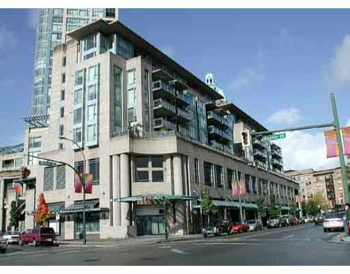 Main Photo: 711 555 ABBOTT ST in Vancouver: Downtown VW Condo for sale (Vancouver West)  : MLS®# V401941