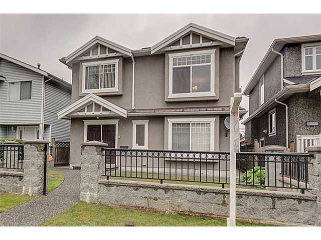 Main Photo: 3667 E 26TH Avenue in Vancouver: Renfrew Heights House for sale (Vancouver East)  : MLS®# V1085524
