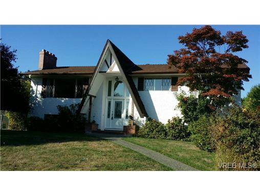 Main Photo: 3976 Birchwood St in VICTORIA: SE Lambrick Park House for sale (Saanich East)  : MLS®# 683608