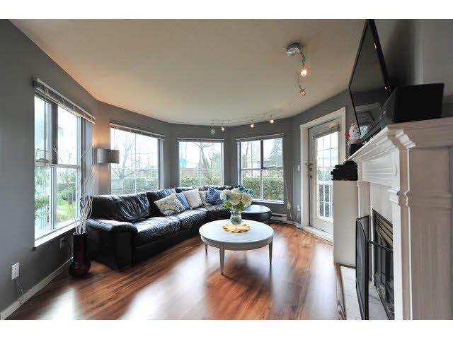 "Main Photo: 106 15130 108TH Avenue in Surrey: Guildford Condo for sale in ""Riverpointe"" (North Surrey)  : MLS®# F1437329"