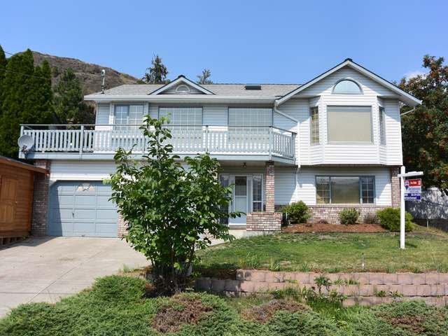 Main Photo: 1430 MT DUFFERIN DRIVE in : Dufferin/Southgate House for sale (Kamloops)  : MLS®# 129584