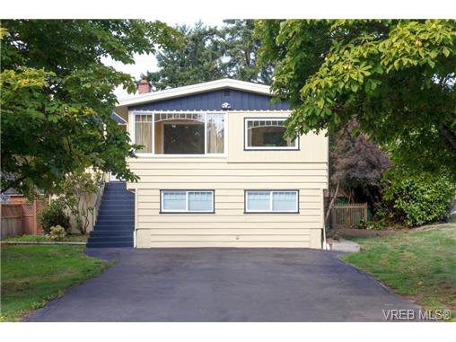 Main Photo: 1126 Loenholm Rd in VICTORIA: SW Northridge House for sale (Saanich West)  : MLS®# 712768