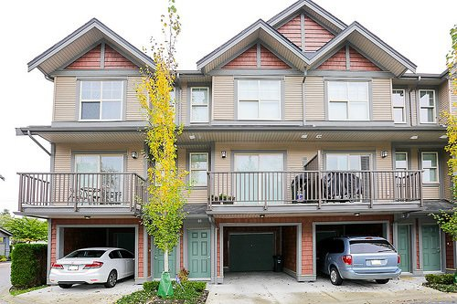 "Main Photo: 80 7121 192 Street in Surrey: Clayton Townhouse for sale in ""Allegro"" (Cloverdale)  : MLS®# R2020616"