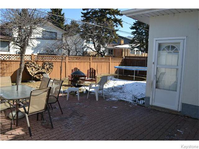 Photo 17: Photos: 585 Hartford Avenue in Winnipeg: West Kildonan / Garden City Residential for sale (North West Winnipeg)  : MLS®# 1606444