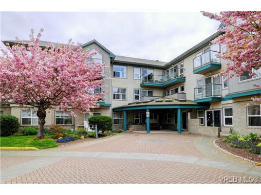 Main Photo: 311 1485 Garnet Road in VICTORIA: SE Cedar Hill Condo Apartment for sale (Saanich East)  : MLS®# 363278
