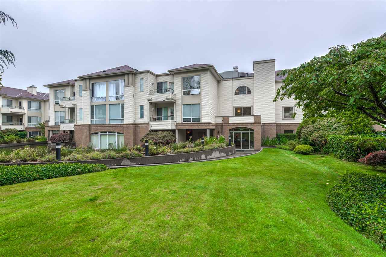 """Main Photo: 414 6742 STATION HILL Court in Burnaby: South Slope Condo for sale in """"WYNDHAM COURT"""" (Burnaby South)  : MLS®# R2097539"""