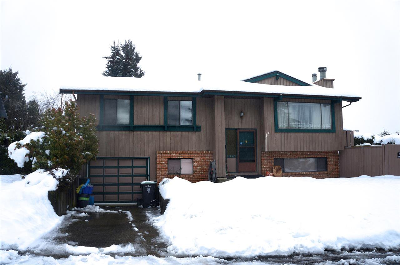 """Main Photo: 2748 WARREN Place in Langley: Willoughby Heights House for sale in """"LANGLEY MEADOWS"""" : MLS®# R2136796"""
