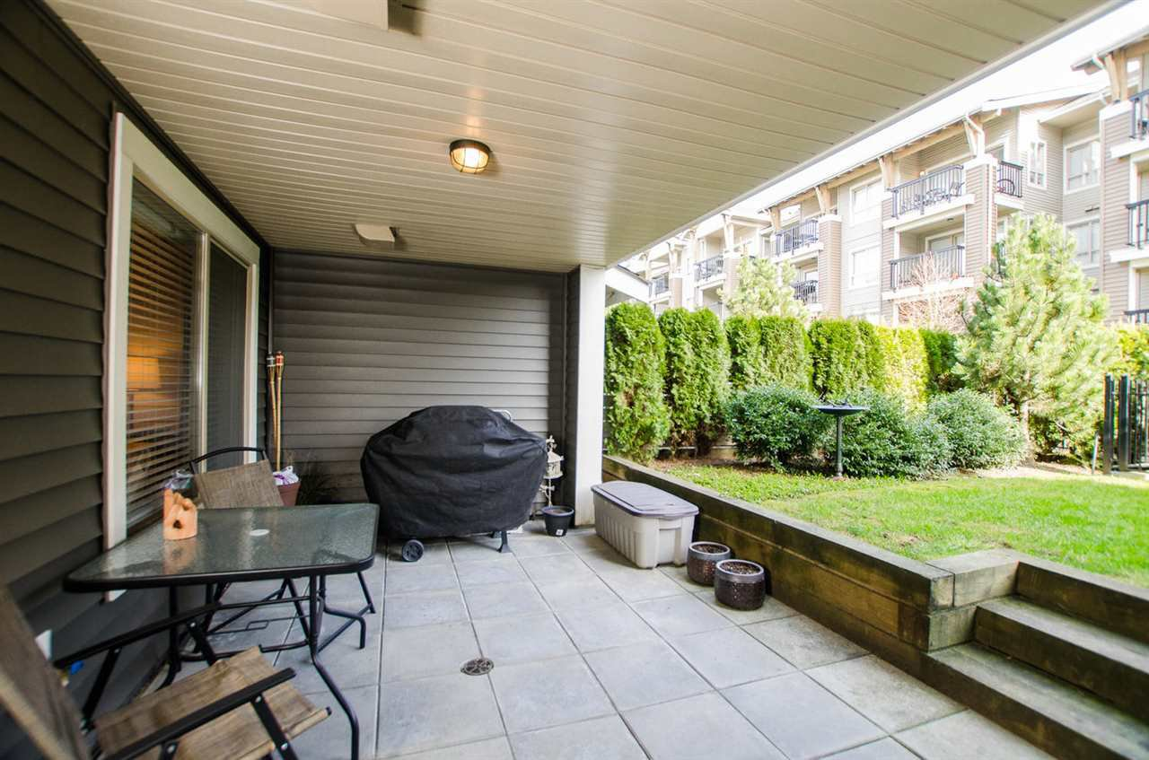 """Photo 12: Photos: A107 8929 202 Street in Langley: Walnut Grove Condo for sale in """"The """"Grove"""""""" : MLS®# R2142783"""