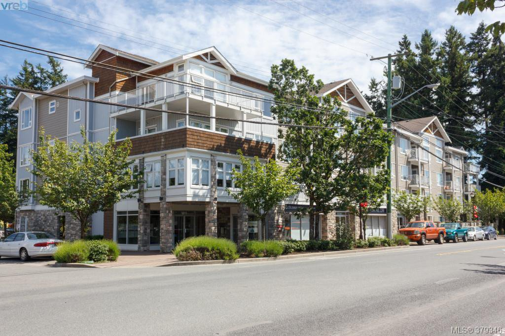 Main Photo: 309 2823 Jacklin Road in VICTORIA: La Langford Proper Condo Apartment for sale (Langford)  : MLS®# 379346