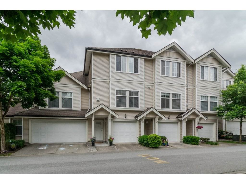 "Main Photo: 7 21535 88 Avenue in Langley: Walnut Grove Townhouse for sale in ""REDWOOD LANE"" : MLS®# R2178181"
