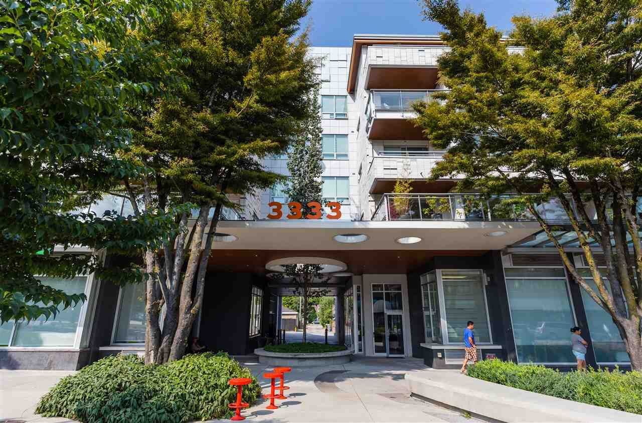 "Main Photo: 507 3333 MAIN Street in Vancouver: Main Condo for sale in ""3333 Main"" (Vancouver East)  : MLS®# R2211173"