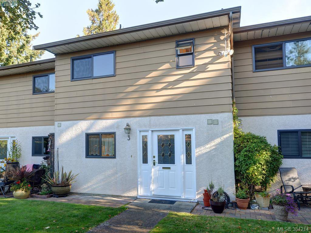 Main Photo: 3 864 Swan St in VICTORIA: SE Swan Lake Row/Townhouse for sale (Saanich East)  : MLS®# 772273
