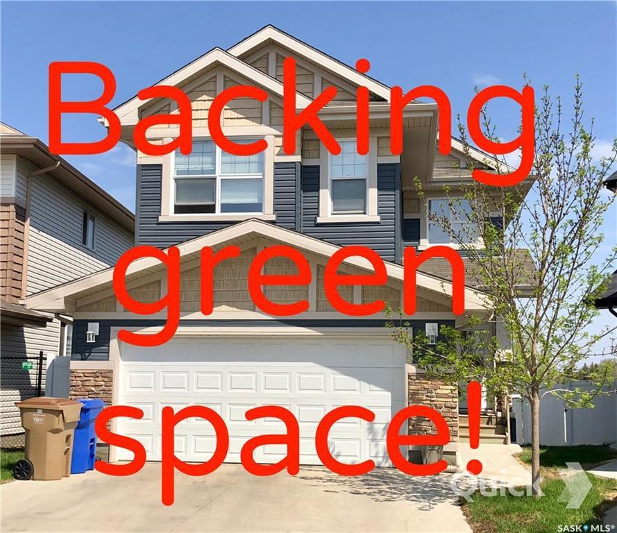Main Photo: 111 Poplar Bluff Crescent in Regina: Fairways West Residential for sale : MLS®# SK723801