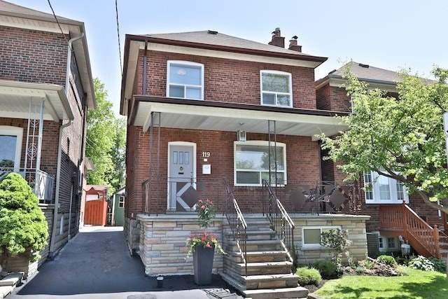 Main Photo: 119 Winnett Avenue in Toronto: Oakwood-Vaughan House (2-Storey) for sale (Toronto C03)  : MLS®# C4138855