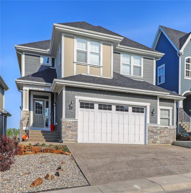Main Photo: 36 RIDGE VIEW Place: Cochrane Detached for sale : MLS®# C4189300