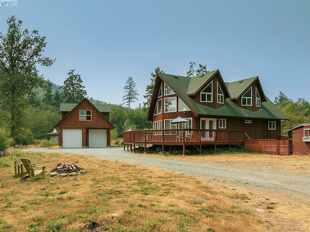 Main Photo: 684 Shawnigan Lake Rd in MALAHAT: ML Malahat Proper House for sale (Malahat & Area)  : MLS®# 798583