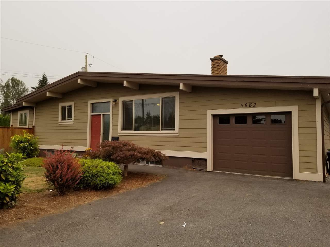 Main Photo: 9882 MENZIES Street in Chilliwack: Chilliwack N Yale-Well House for sale : MLS®# R2328969
