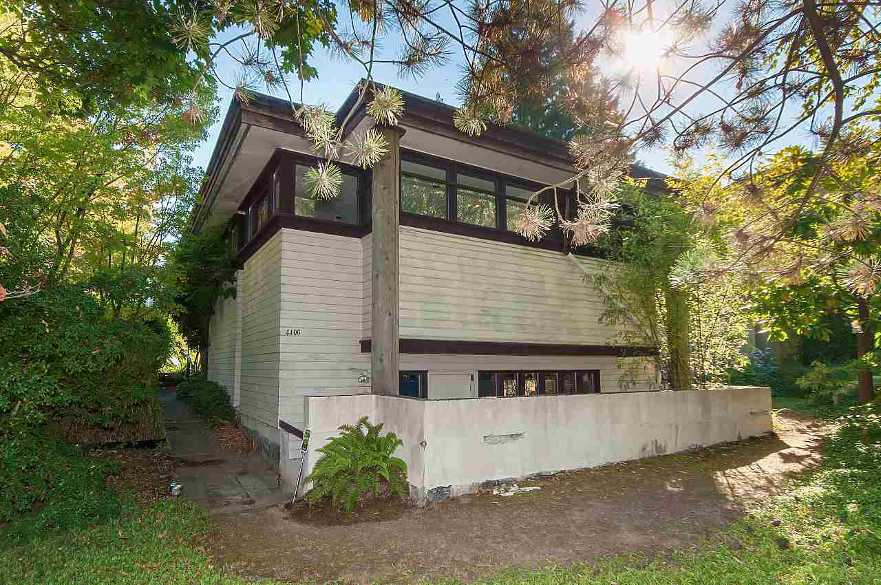 Main Photo: 4406 W 11TH Avenue in Vancouver: Point Grey House for sale (Vancouver West)  : MLS®# R2330680