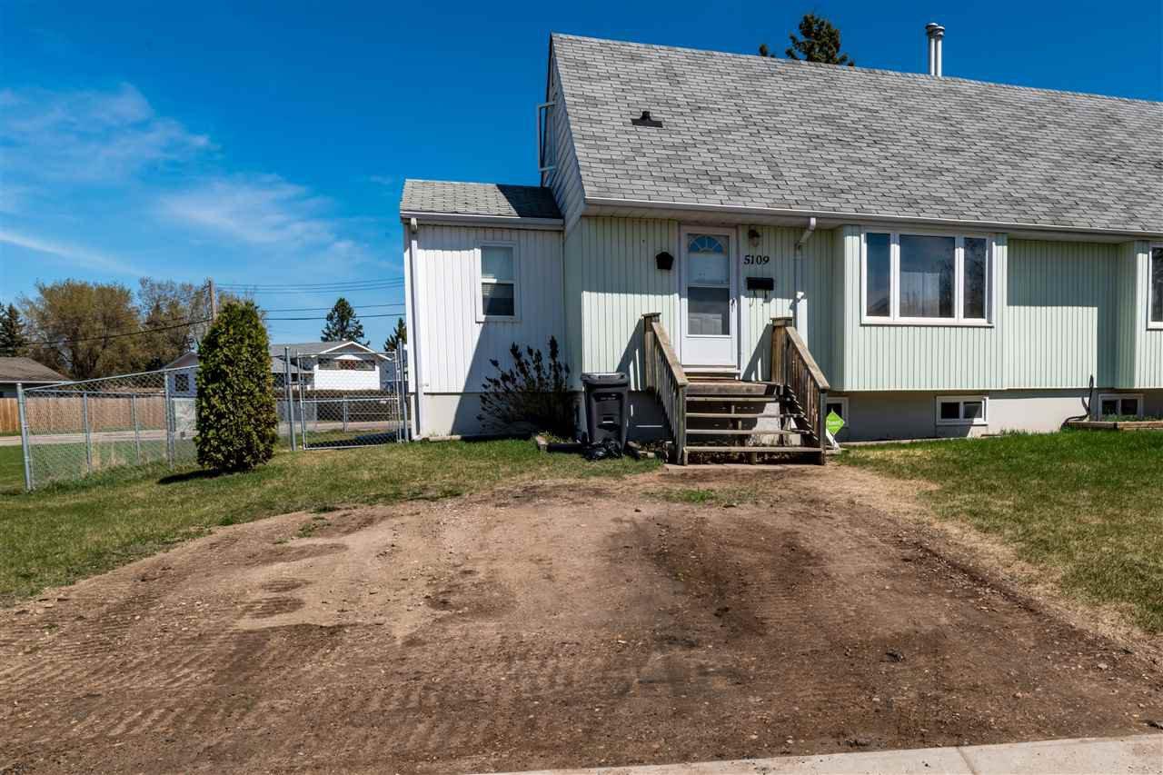 Main Photo: 5109 54 Street: Cold Lake House Half Duplex for sale : MLS®# E4151475