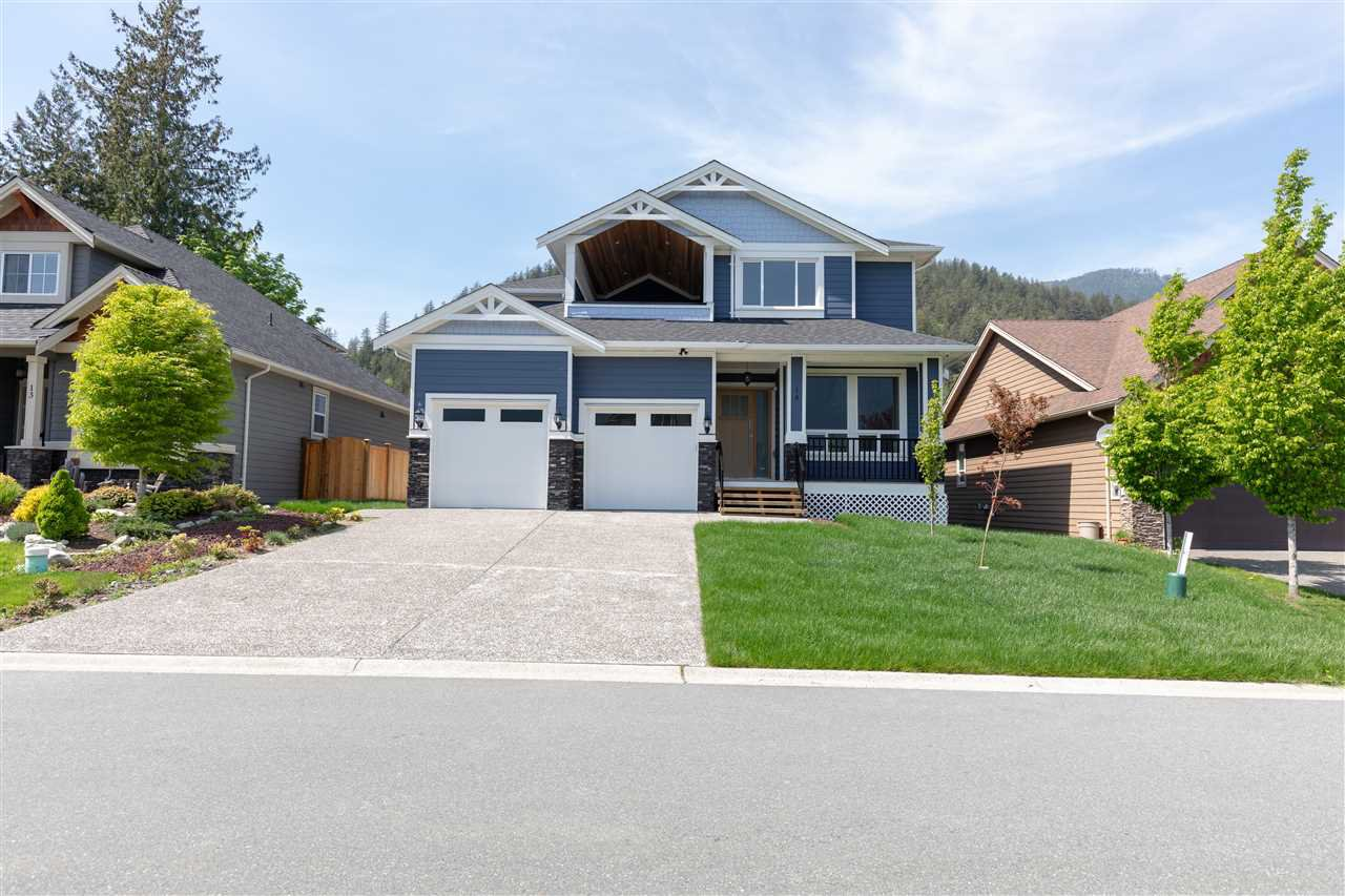 """Main Photo: 14 14500 MORRIS VALLEY Road in Mission: Lake Errock House for sale in """"Eagle Point Estates"""" : MLS®# R2372559"""