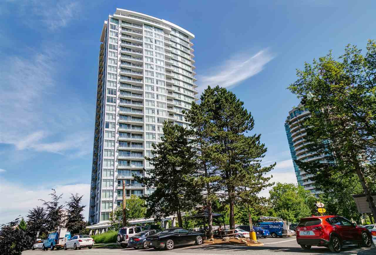 Main Photo: 2506 6688 ARCOLA Street in Burnaby: Highgate Condo for sale (Burnaby South)  : MLS®# R2383647