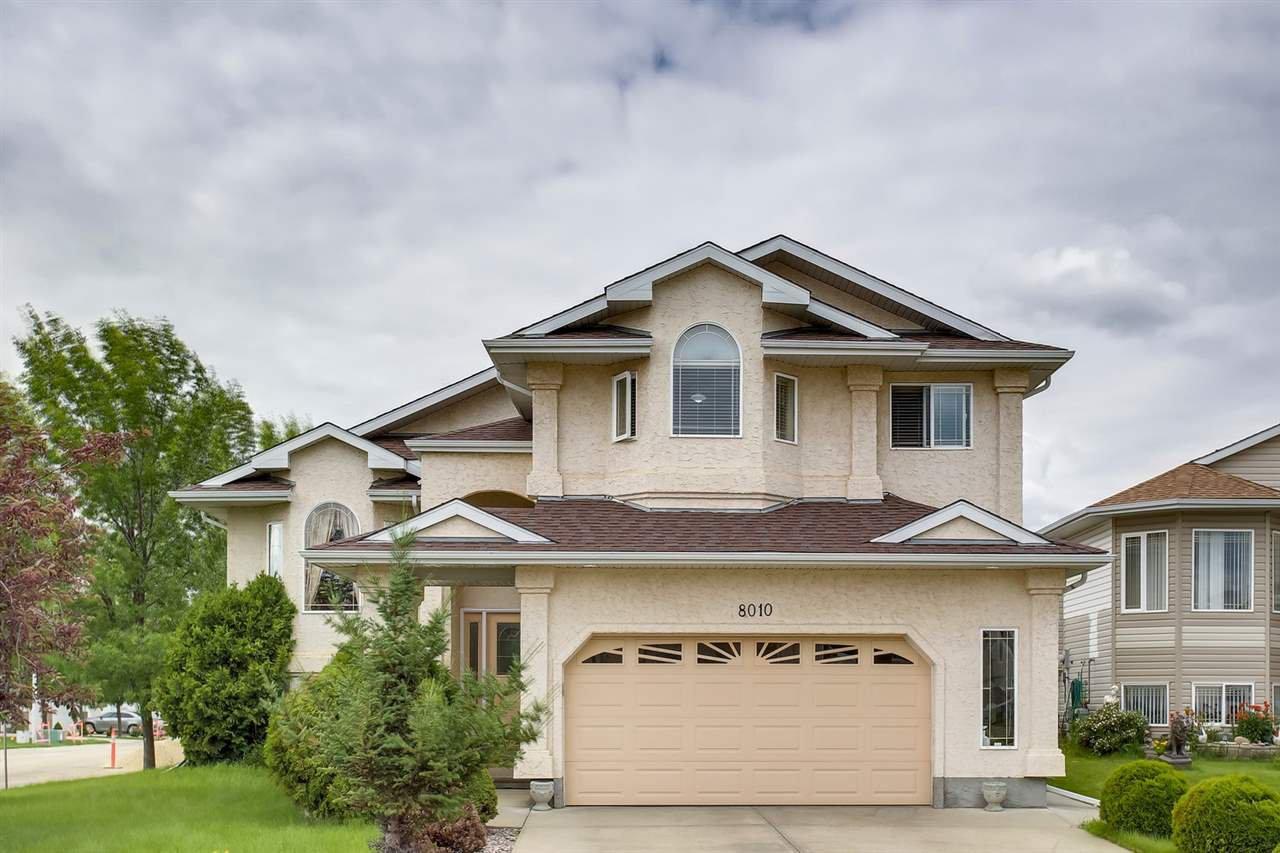 Main Photo: 8010 164 Avenue in Edmonton: Zone 28 House for sale : MLS®# E4163353