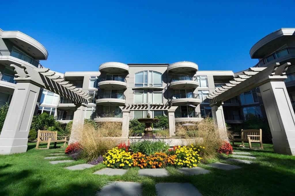 Main Photo: 411 8480 GRANVILLE Avenue in Richmond: Brighouse South Condo for sale : MLS®# R2399714