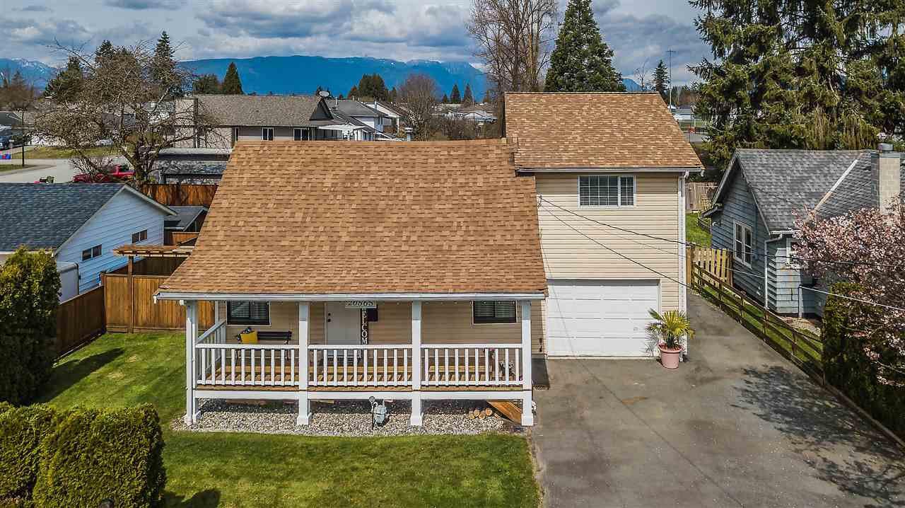 Main Photo: 20565 WESTFIELD Avenue in Maple Ridge: Southwest Maple Ridge House for sale : MLS®# R2449573