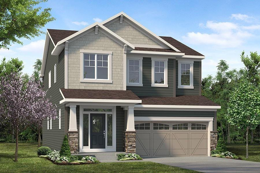 Main Photo: 94 Carrington Crescent NW in Calgary: Carrington Detached for sale : MLS®# C4295787
