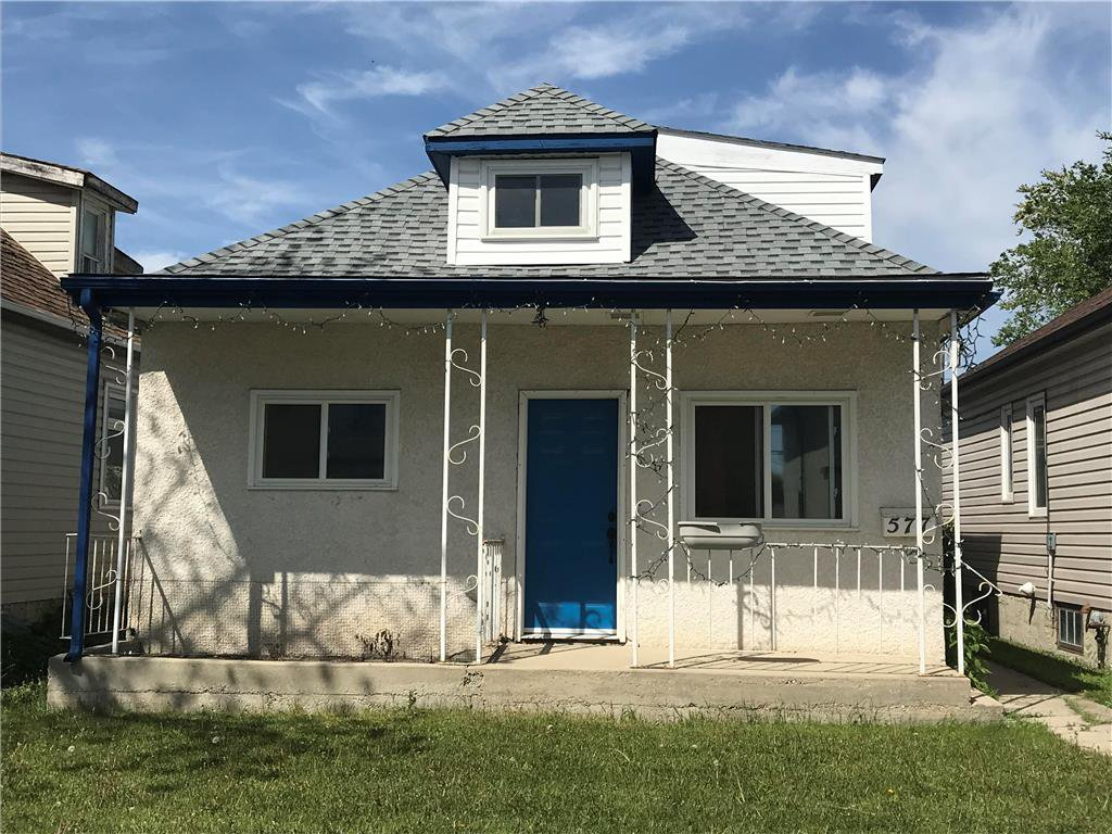 Main Photo: 577 Johnson Avenue in Winnipeg: East Elmwood Residential for sale (3B)  : MLS®# 202012694