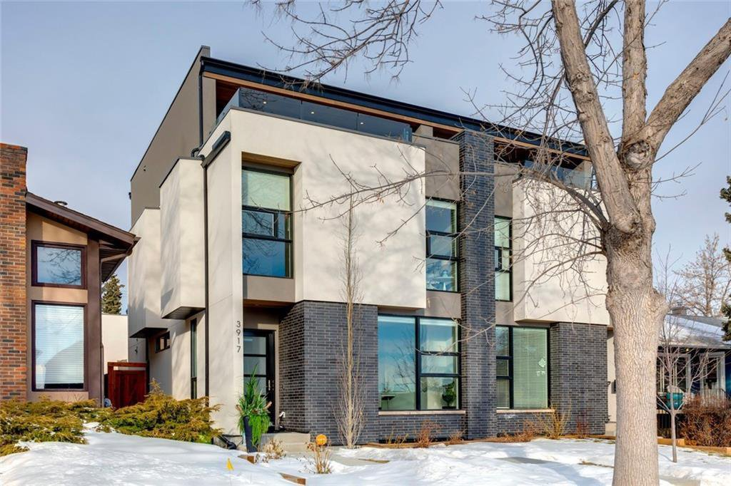 Main Photo: 3917 17 Street SW in Calgary: Altadore Semi Detached for sale : MLS®# A1019221