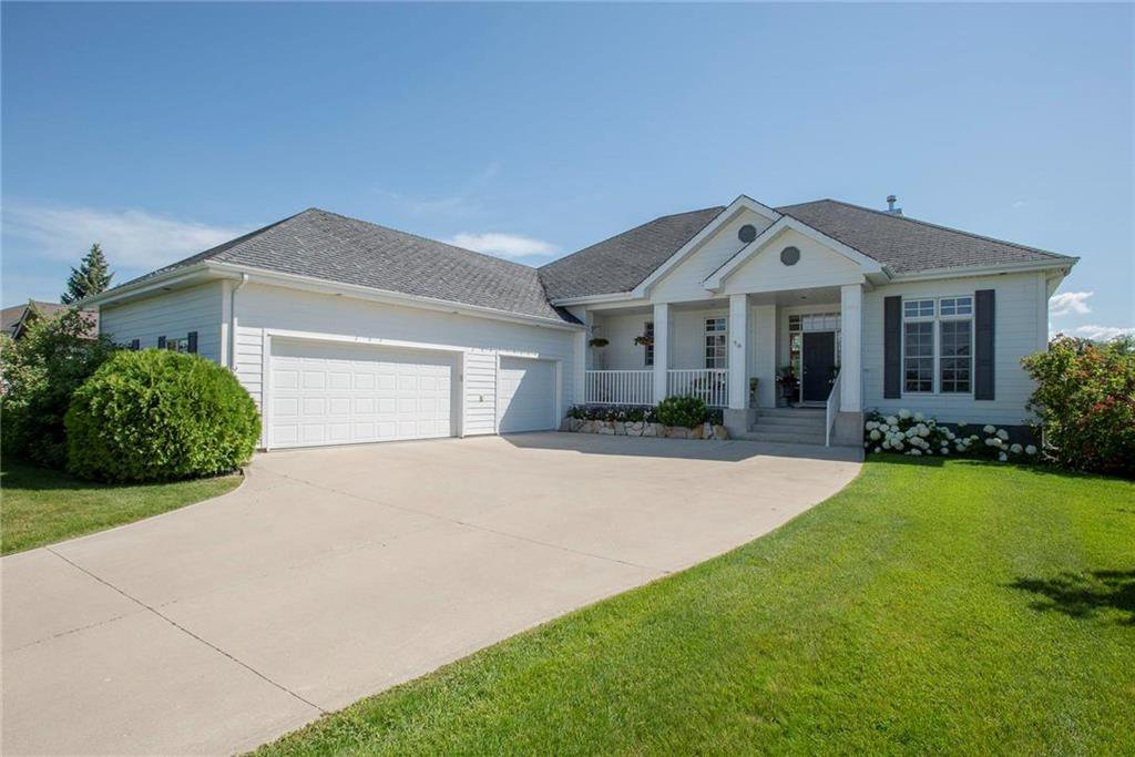 Main Photo: 14 OAKMONT Crescent in Headingley: Breezy Bend Residential for sale (1W)  : MLS®# 202017911
