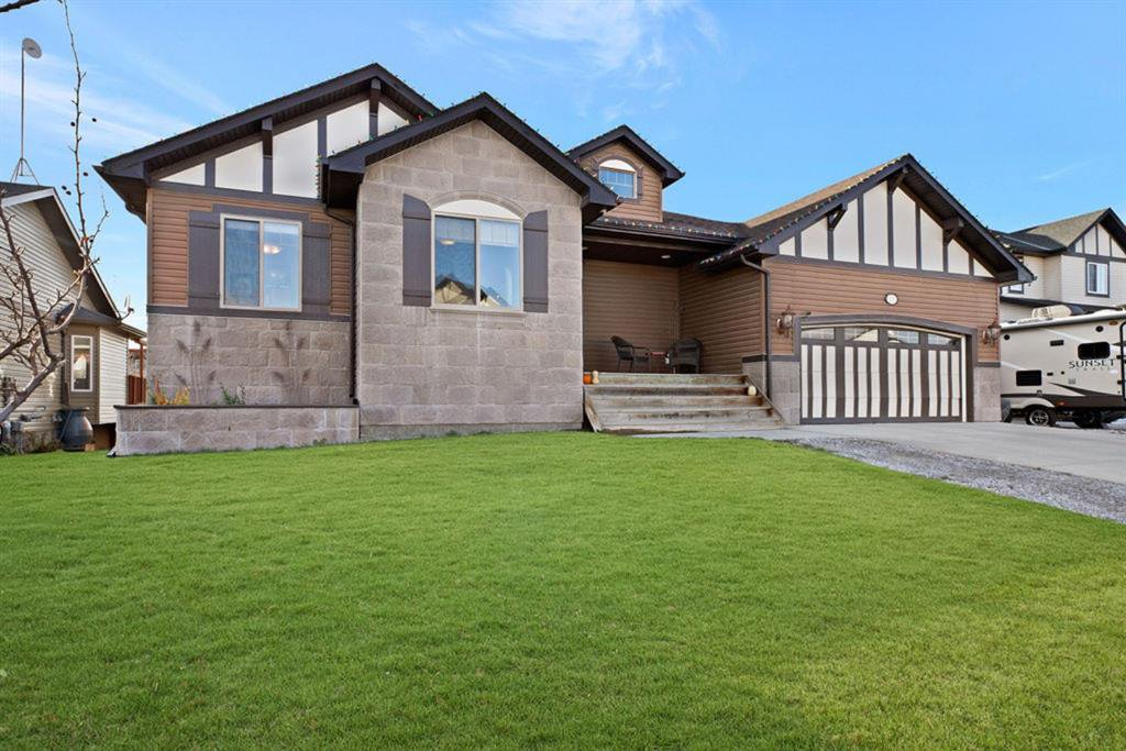 Main Photo: 123 Copeland Close NW: Langdon Detached for sale : MLS®# A1042043
