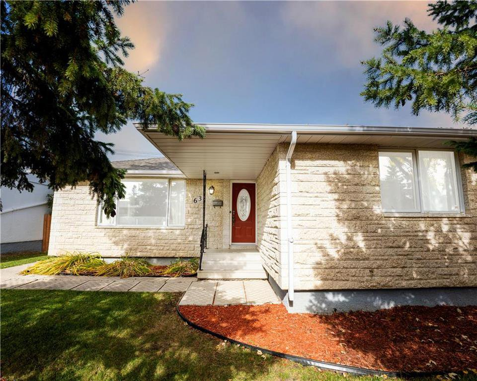 Main Photo: 63 Kirby Drive in Winnipeg: Heritage Park Residential for sale (5H)  : MLS®# 202027921