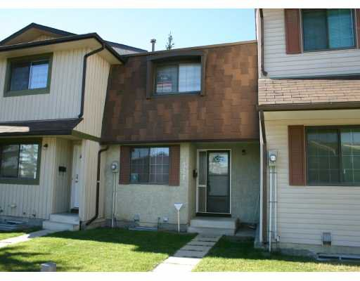 Main Photo:  in CALGARY: Marlborough Park Townhouse for sale (Calgary)  : MLS®# C3144488