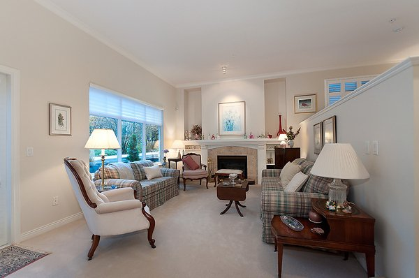 Photo 7: Photos: 5466 LARCH Street in Vancouver: Kerrisdale Townhouse for sale (Vancouver West)  : MLS®# V918064