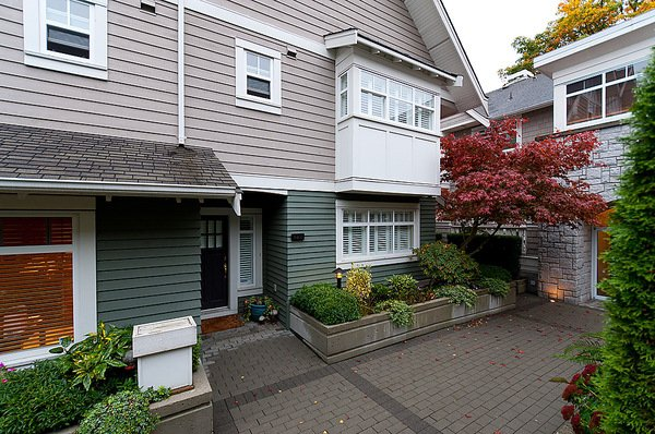 Photo 4: Photos: 5466 LARCH Street in Vancouver: Kerrisdale Townhouse for sale (Vancouver West)  : MLS®# V918064