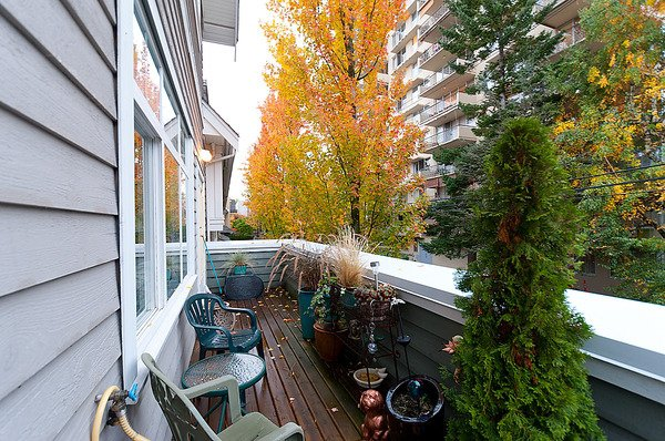 Photo 9: Photos: 5466 LARCH Street in Vancouver: Kerrisdale Townhouse for sale (Vancouver West)  : MLS®# V918064